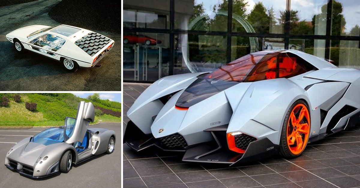 Conoce Los 5 Autos De Lamborghini Que No Debieron Hacerse