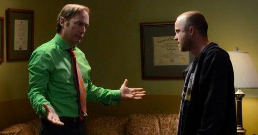 Aaron Paul por fin habla de su posible aparición en Better Call Saul ¿Es un hecho?