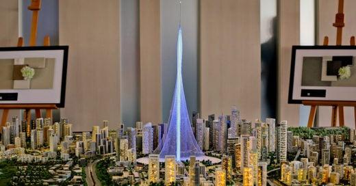 Dubai construirá el nuevo edificio más alto del mundo; ¡Superará al Burj Khalifa!