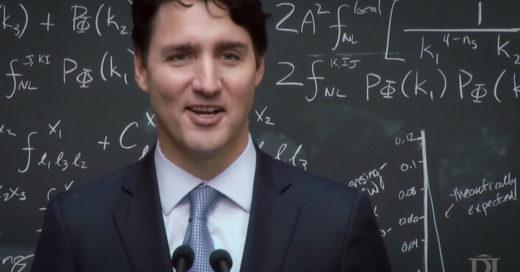 El Primer Ministro de Canadá explica la computación cuántica ¡Y Peña Nieto no ha leído ni un libro!