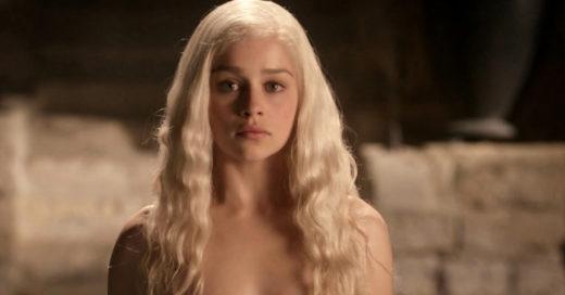 Emilia Clarke exige que más personajes se desnuden en 'Game of Thrones'