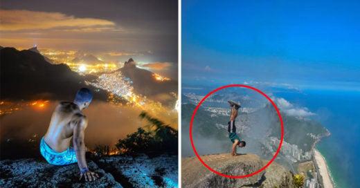 Este es el lugar más peligroso del mundo para tomarse un selfie ¿Se atreven?
