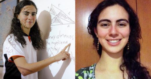 #LadyMatemáticas: La mexicana Olga Medrano se lleva el oro en Olimpiada Europea de Matemáticas