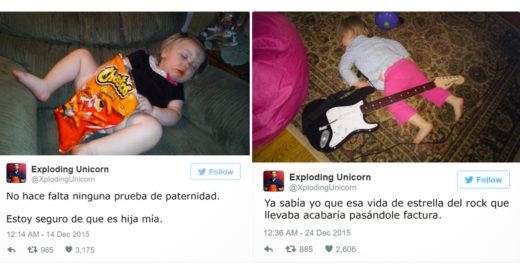 Padre publica estas divertidas conversaciones con sus hijas y se vuelve viral
