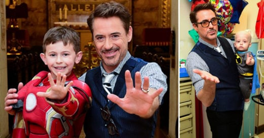 Cover-Robert-Downey-Jr-Visits-'Iron-Man'-Fan-At-Great-Ormond-St.-Hospital