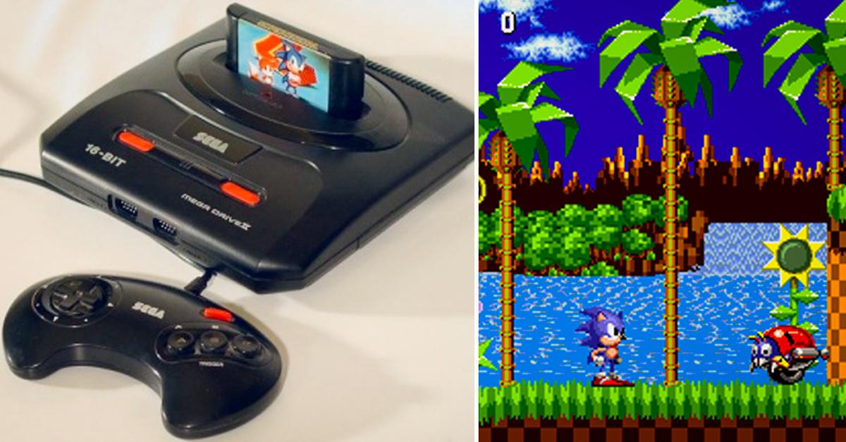 Sega Liberara Sus Clasicos Juegos Para Jugar En Linea Gratis