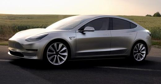 El Tesla Model 3 es un éxito: ¡14 mil millones de dólares en una semana y 325 mil pedidos!