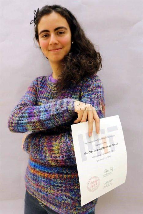 Olga Medrano #LadyMatemáticas