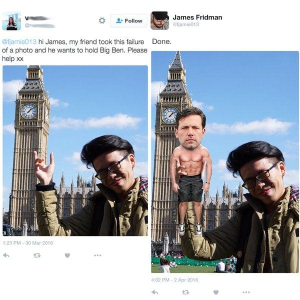 El genio de Photoshop ataca de nuevo