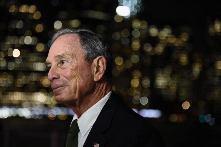 Michael Bloomberg, entre los más ricos del mundo