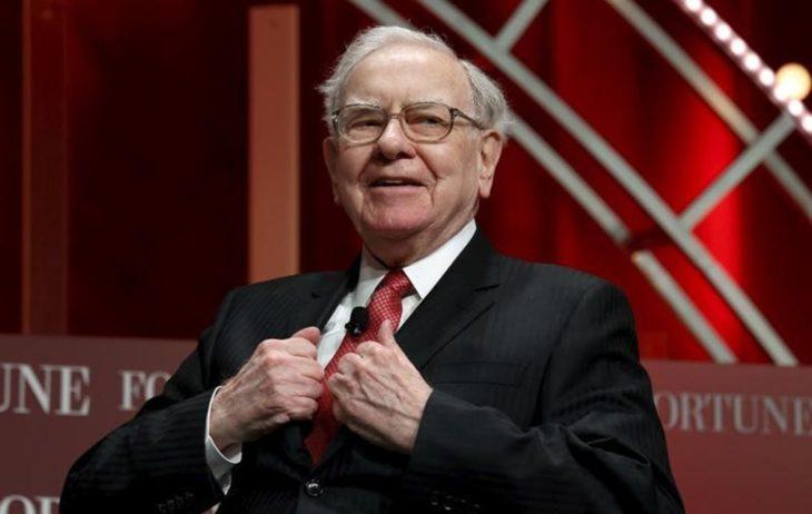 Warren Buffet es un ávido lector