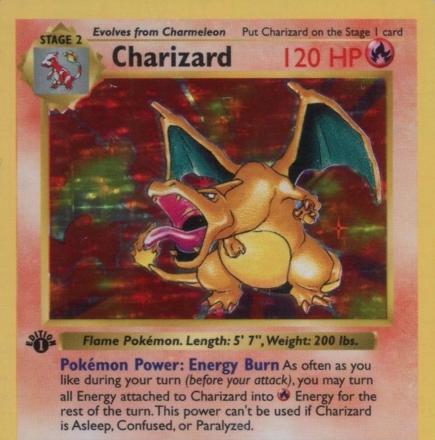 Tarjeta rara de Pokémon