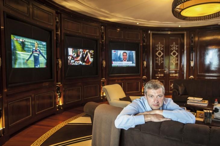 Dimitri Rybolovlev le descubren su fortuna en Panama Papers