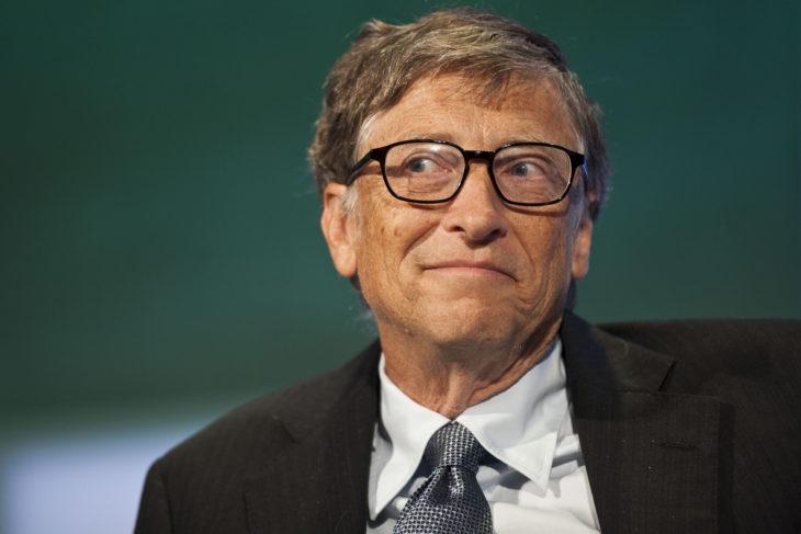 Bill Gates vive una vida sencilla