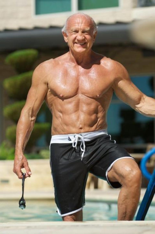 Estos abuelos fitness no conocen el significado de la vejez for Fitness gym hombres