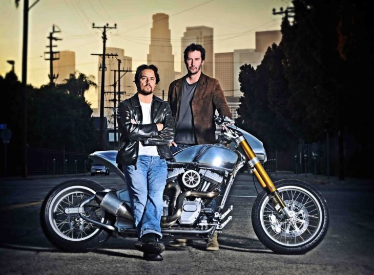 gard hollinger Keanu Reeves
