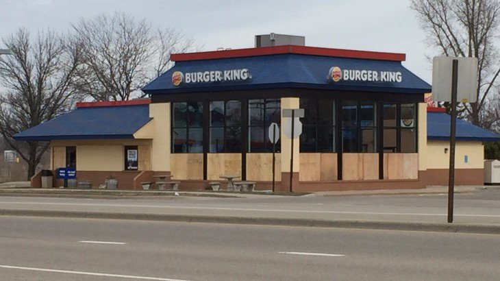 burger king Coon Rapids