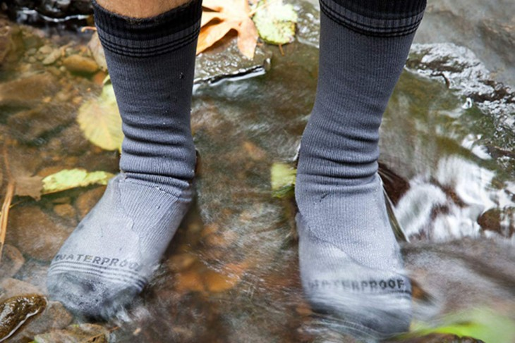 calcetines impermeables