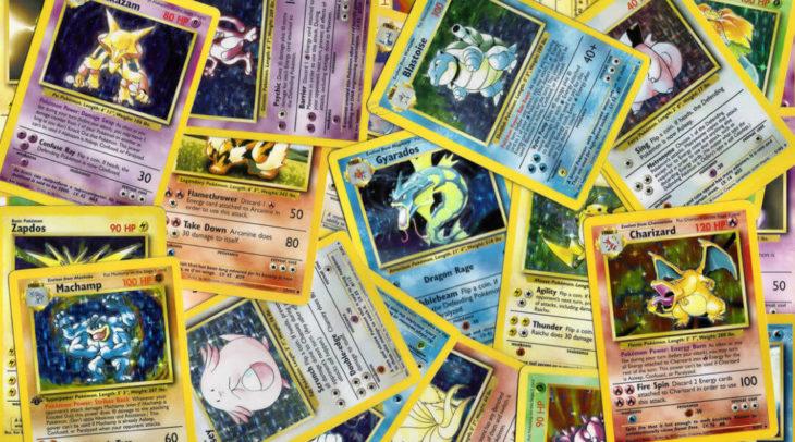 Tarjetas Pokémon