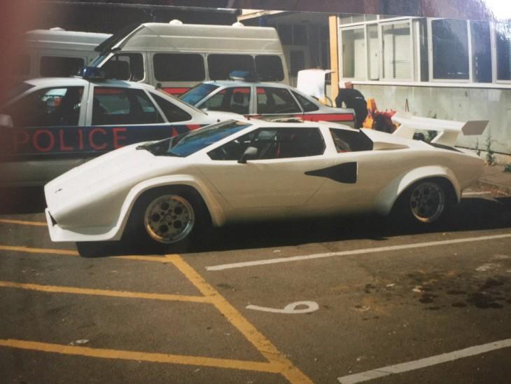 Lamborghini anfibio