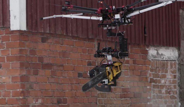 El drone asesino