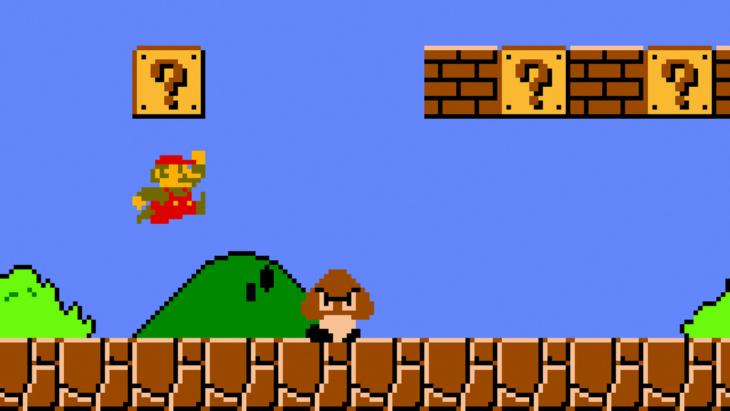 Super Mario Bros original