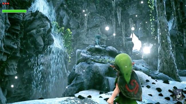 Ocarina del Tiempo en Unreal Engine