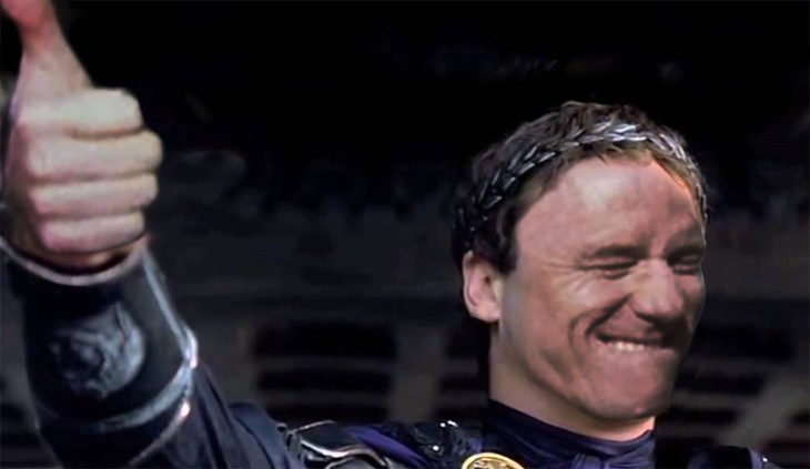 Bryan Cranston en Batalla de Photoshop