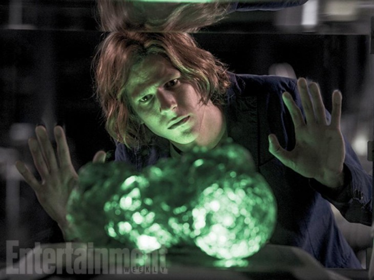 kryptonita lex luthor