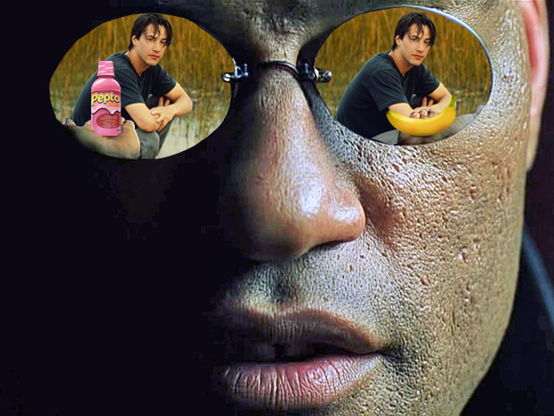 photoshop keanu morfeo matrix