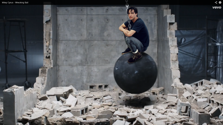 photoshop keanu wreckingball