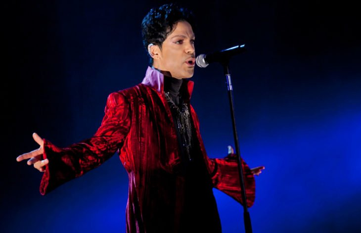 prince en vivo