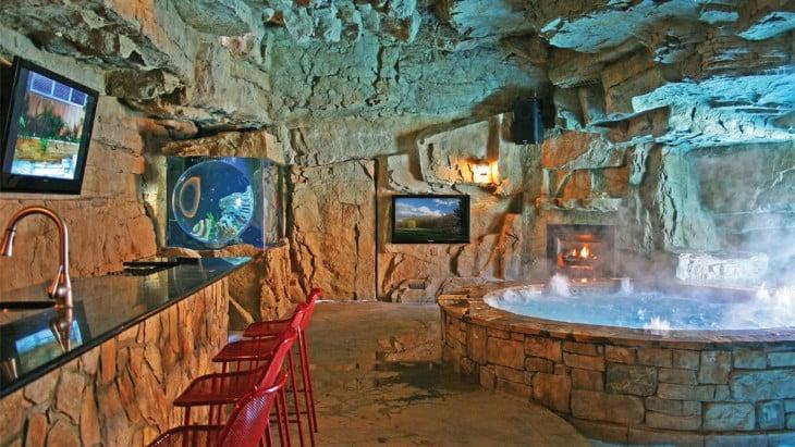 Las mejores cuevas de un hombre del mundo