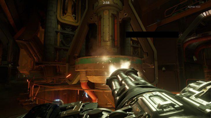 Ametralladoras Doom ahora