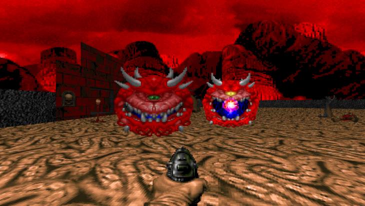 Caceys Doom antes