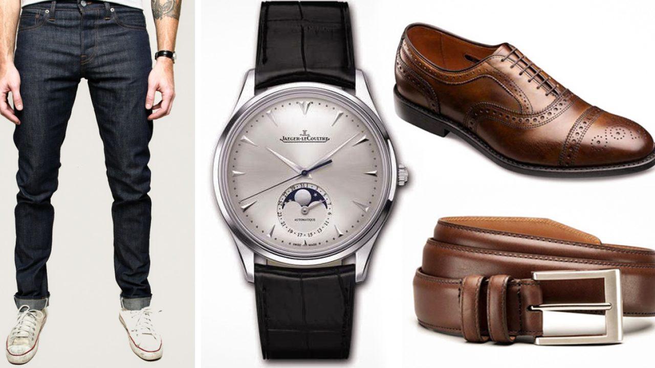 e14daf57c Con estas 17 prendas básicas, serás un gran hombre moderno