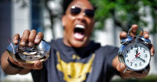 Dwayne 'The Rock' Johnson tiene nueva App de Alarma y Motivación ¡Y cambiará tu vida!