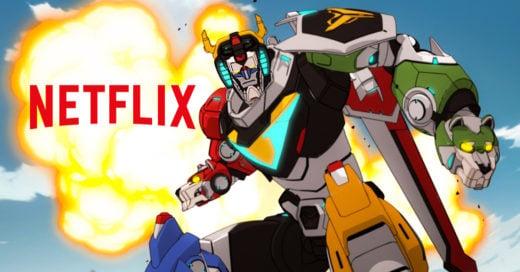 ¡Voltron, la caricatura de nuestra infancia regresa y aparecerá en Netflix! ¡Mira el Tráiler!