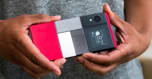 El revolucionario Smartphone Modular de Google llegará en 2017; ¡Project Ara!