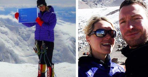 """Decidió escalar el Everest para demostrar que """"los veganos son fuertes""""... y Muere"""