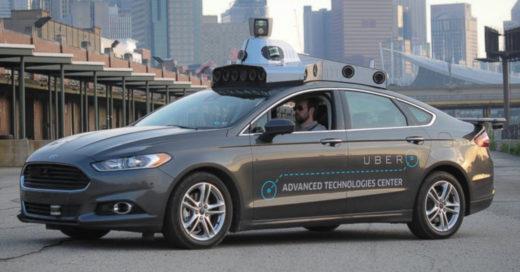 Uber confirma que ha iniciado las pruebas de su primer Automóvil Autónomo en Pittsburgh