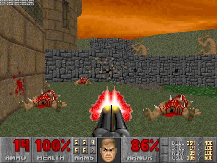 Escopetas antes Doom