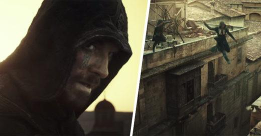 "Lanzan primer tráiler de la tan esperada película ""Assassin's Creed"""