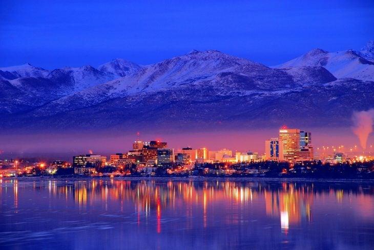 Vista de Alaska