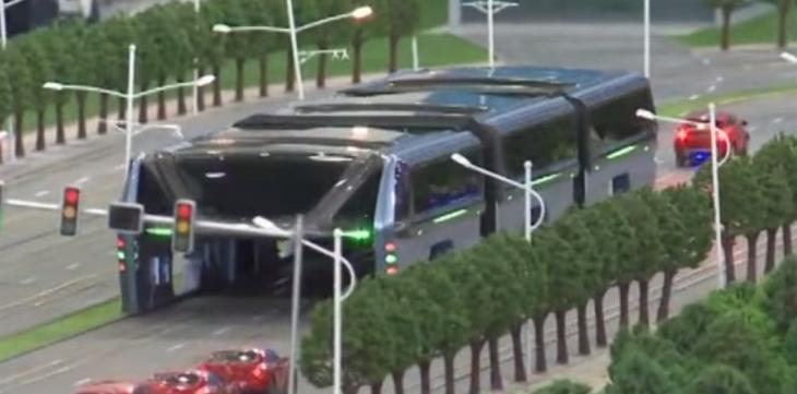 Así sería el nuevo transporte en China