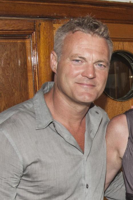Chris Brancato, co-creador de la serie Narcos