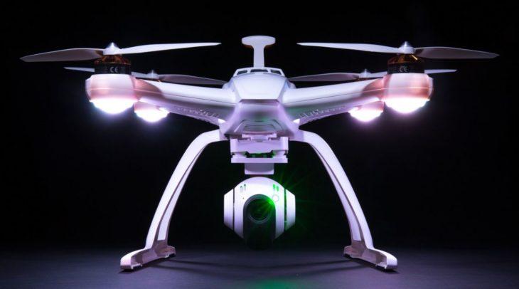 Empresa china lanza drones a bajo costo