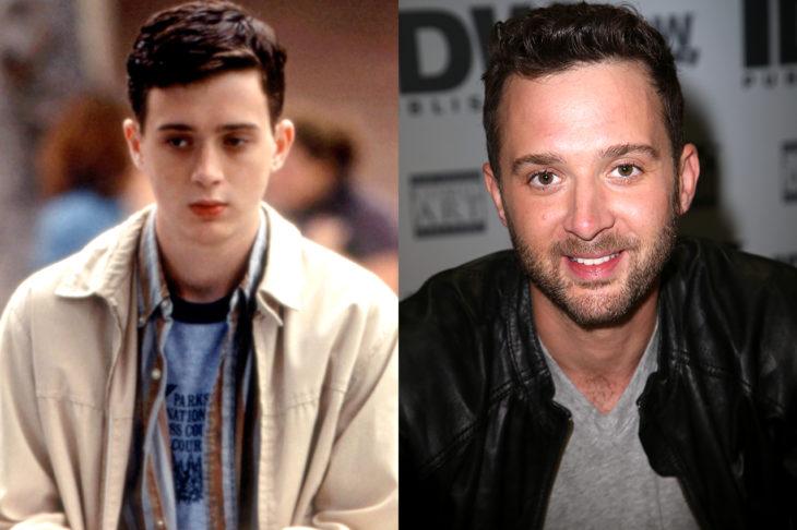 Eddie Kaye Thomas antes y después