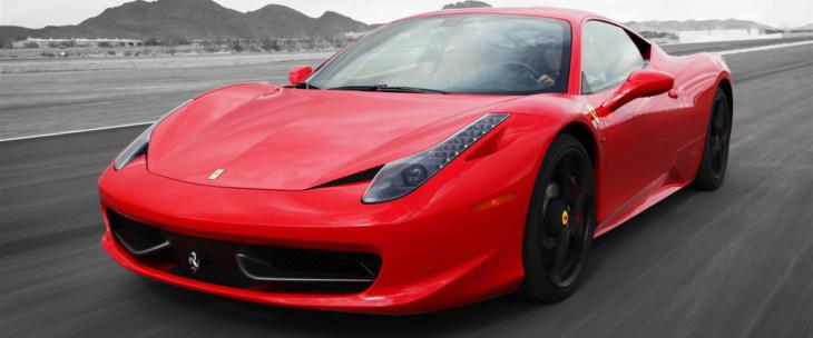 Ferrari manejo