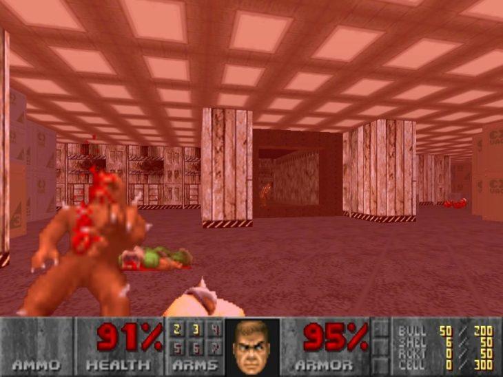Combate a mano Doom antes